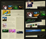 Zeoal:Advanced WordPress Theme