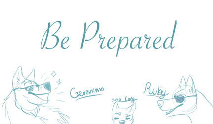 Be Prepared- animatic by alexwolflover777