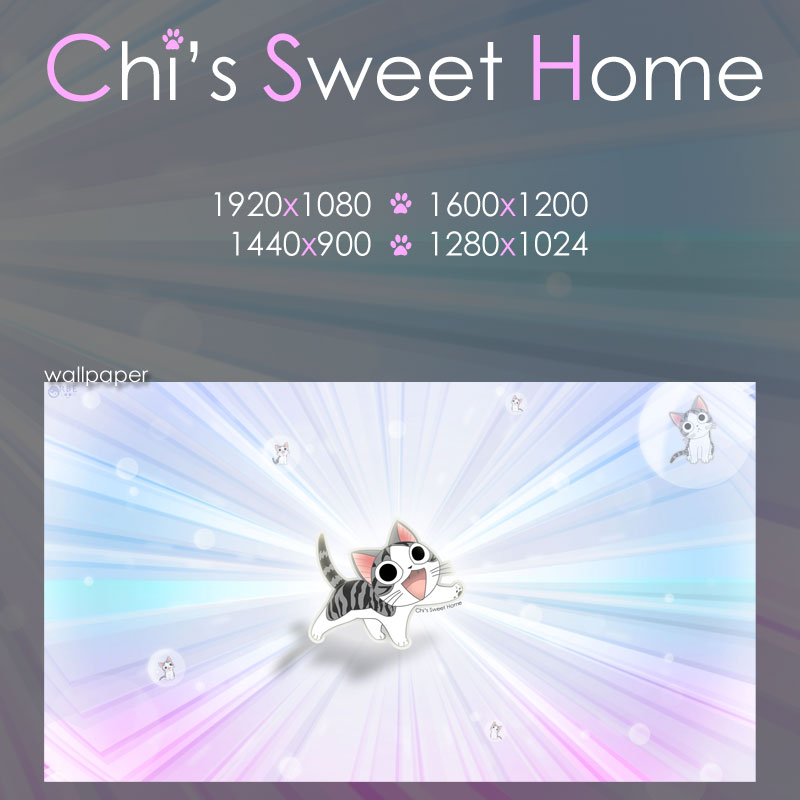 Chi's Sweet Home Wallpaper