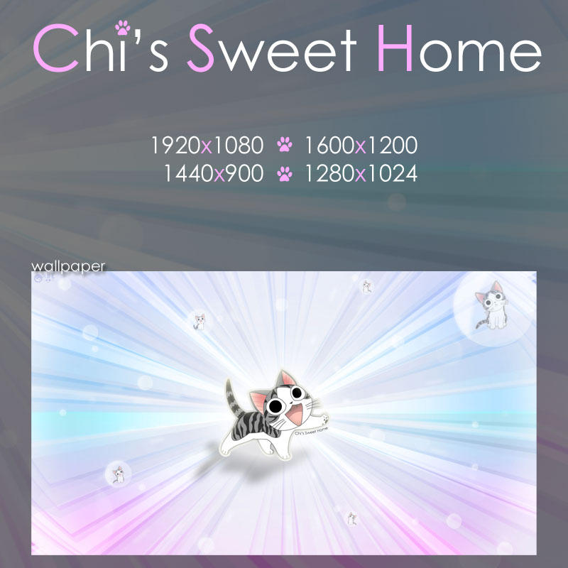 Chi 39 s sweet home wallpaper by norda on deviantart for Wallpaper home sweet home