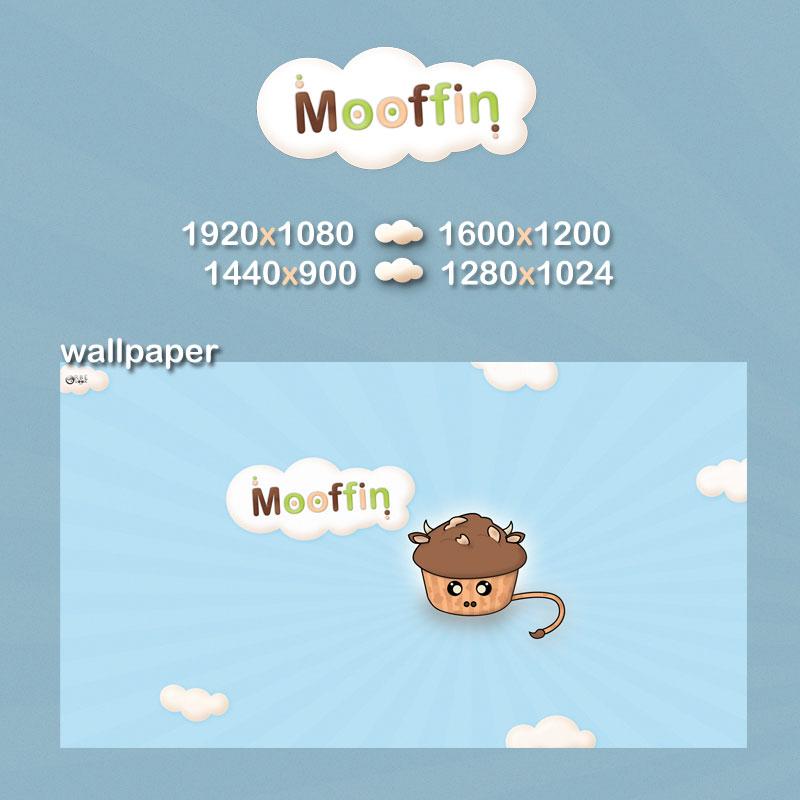 Mooffin - Wallpaper