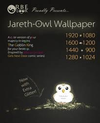 Jareth-Owl Wallpaper