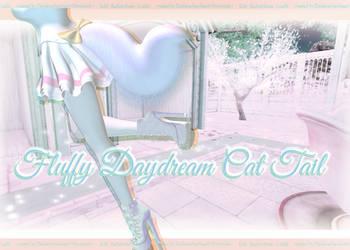Fluffy Daydream Cat Tail - DL [Update Hi Poly ver]