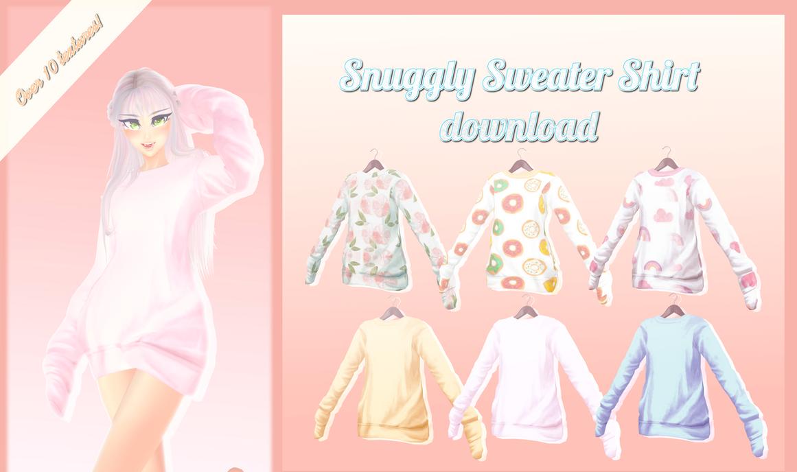 Mmd sweater dl
