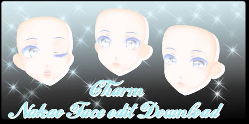 -Charm- Nakao Face edit Download