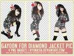 [PNG Pack] Gayoon for Diamond Jacket Pic