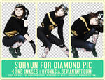 [PNG Pack] Sohyun for Diamond Jacket pic