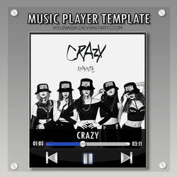 MP3 Player Template