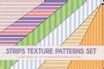Strips Texture Pattern Set