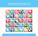 Social Media Icons Pack V1.0
