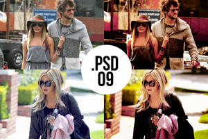 PSD 09 by findyourheart