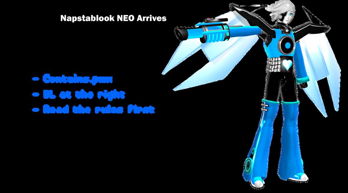 Napstablook NEO DL by DrStinger