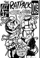 TMNT Final Draft by interstateninja