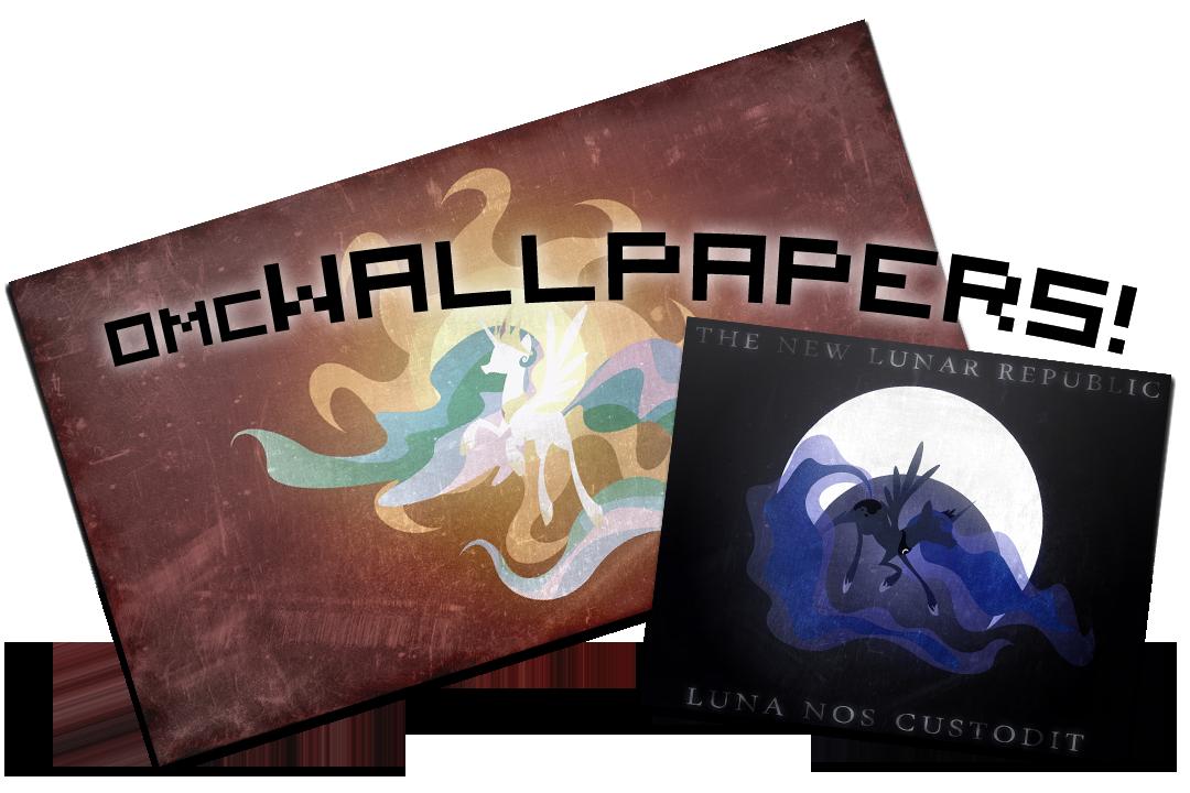 Luna + Celestia Wallpaper Compilation