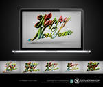 Happy New Year Wallpapers 2560x1600px