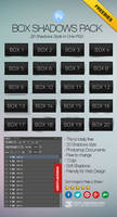 Box Shadows Pack (PSD Freebies)