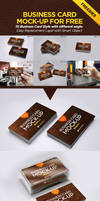 Business Card Mockup (10 Styles) Freebies