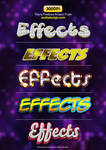 Photoshop Cartoon Text Effect (300dpi) Free