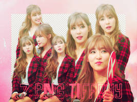 PNG#1 - Tiffany (Cut by me)