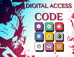 My digital access code
