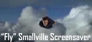 Smallville - Fly by DigitalMenace