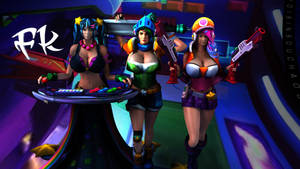 Arcade FK (Hallowing)