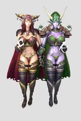 Twin Dragon FK