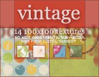 Vintage Paper Designs Textures by plastic-lollies