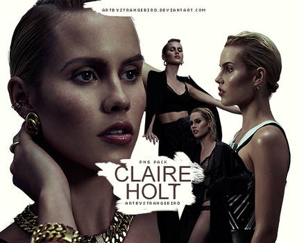 Claire Holt PNG Pack #1