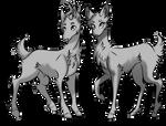 F2U Deer Base by mmmaddox