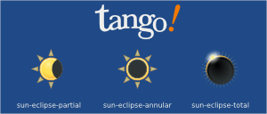 Tango Sun Eclipse Icon Pack by naesk