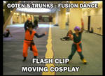 DBZCosplay: fusion dance