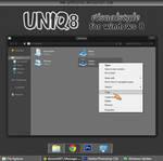 uniq8 vs beta1 for windows 8