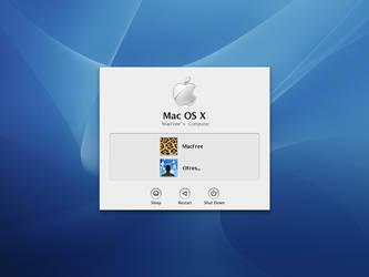 Mac OS X Logon by Macfree