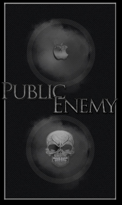 Public Enemy Wallpaper By Turnpaper On Deviantart