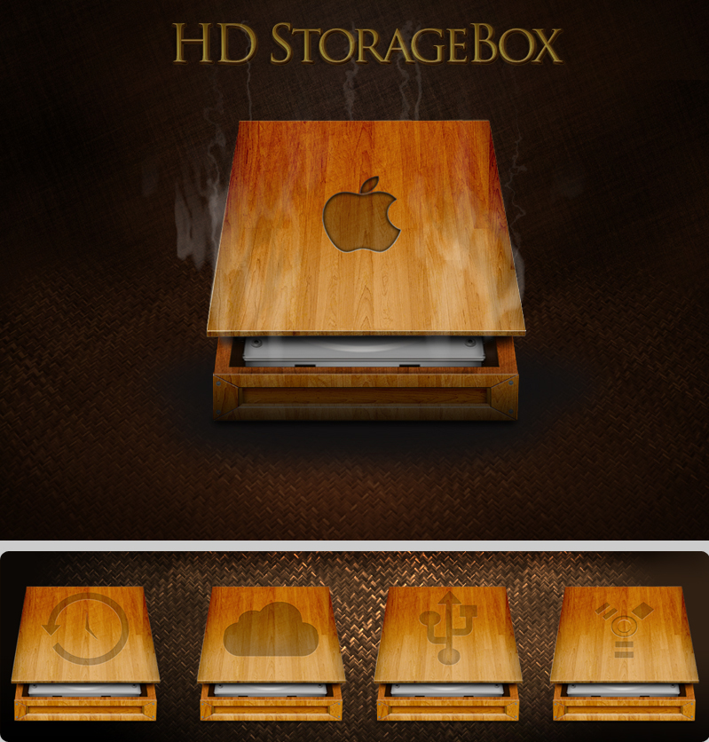 HD StorageBox - add on pack