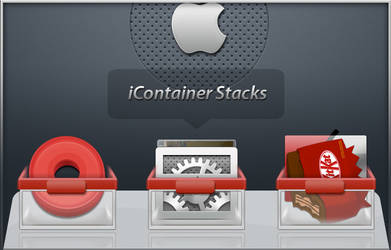 iContainer Stacks by turnpaper