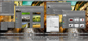 Elegant GRAY VS - Windows 7 RC