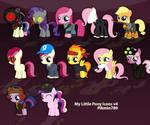 My Little Pony Windows Icons v4
