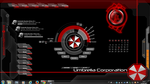 Umbrella Corporation Rogers1967 Rainmeter
