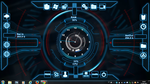 Windows Seven Clock Rogers1967 Rainmeter