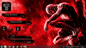 Spider Man Rogers1967 Rainmeter