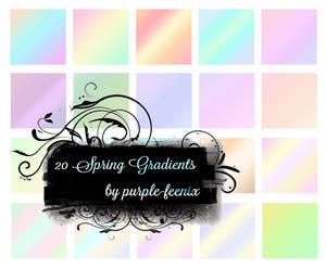 purple-feenix Spring Gradients