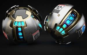 Armoured Ball XLVIII