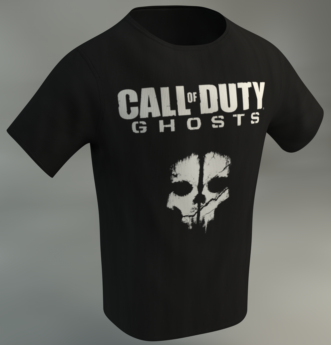 Call Of Duty Ghosts T Shirt