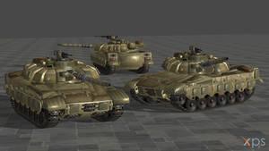 DOA5 Tank