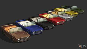 DOA5 Cabriolet