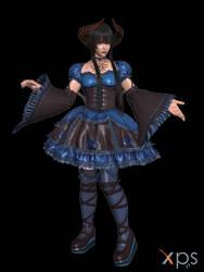 Tekken7 ELIZA Nightmare Gothic by rolance
