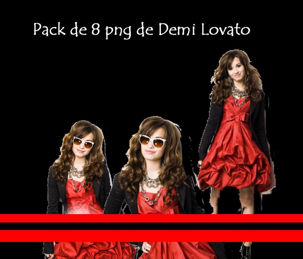 Pack Demi Lovato Zip Javicomechocolate  Deviantart