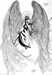 The Arc Angel Micheal design